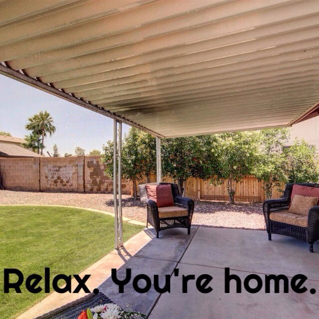 Relax. You're home - 2205 N. Cholla Street in Chandler, Arizona